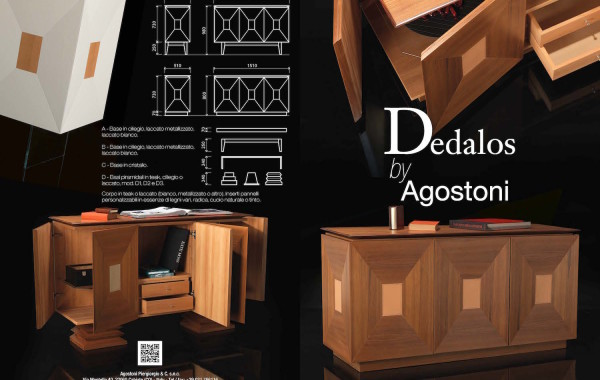 Dedalos by Agostoni